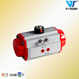 High Quality Pneumatic Actuator for Pneumatic Valve pictures & photos