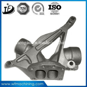 Customized and OEM Casting/Wrought Iron Auto Parts with Machining pictures & photos