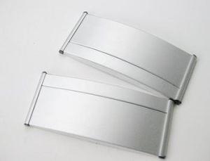 Aluminium Profile for Anodized Doorplate pictures & photos