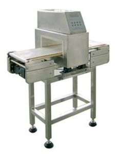 Food Grade Metal Detector for Aluminum Foil Packaging pictures & photos