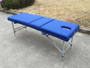 Light Weight Portable Massage Table Amt-003 pictures & photos