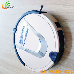 Wet and Dry Robot Vacuum Cleaner for House Work pictures & photos