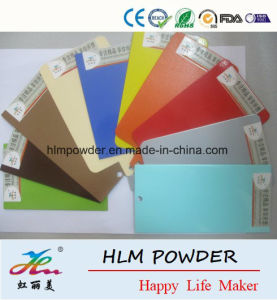 UV Resistant Pure Polyester Powder Coating with RoHS Certification pictures & photos