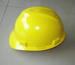 Industrial Safety Hard Cap with Pin Lock Adjuster and PE Lining with ANSI Certificate pictures & photos