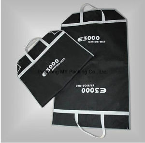 Promotional Fold Nonwoven Carrying Garment Bag Suit Cover pictures & photos