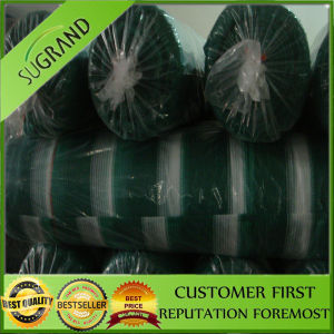 140GSM Black/Green Shade Cloth Export to South Africa pictures & photos
