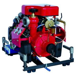 Portable Fire Fighting High Pressure Pump Bj-20A-2h pictures & photos