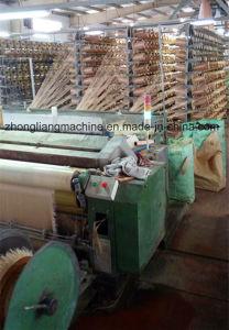 Ultrasonic Cutting Machine Used on Flat Fabric Weave Machine