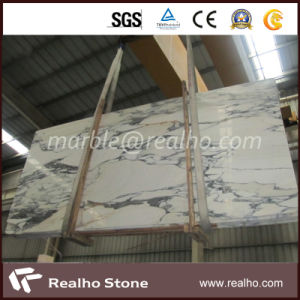 Italy White Arabescato Corchia Marble Slabs for Project pictures & photos