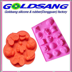 Multi-Shape in a Mold Silicone Ice Tray pictures & photos