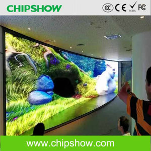 Chipshow P1.9 Indoor Full Color HD LED Video Screen pictures & photos