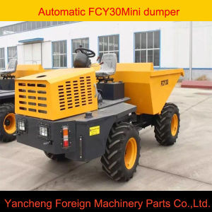 Manufacture of High Quility 3 Ton Mini Dumper pictures & photos