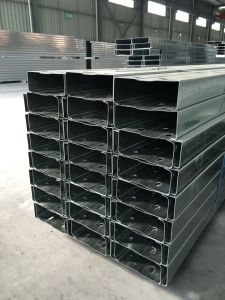 Color Steel C Purlin for Steel Struction pictures & photos