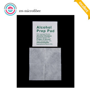 OEM Alcohol Prep Pad 5*5cm Non-Woven for Screen and Glass