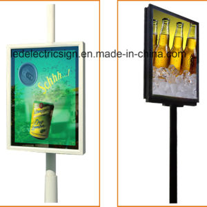 Street Pole LED Strips for Advertising Scrolling Light Box pictures & photos