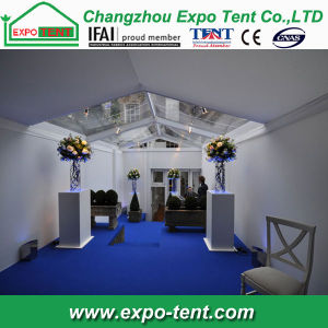 High Quality Small Maquee Party Wedding Tent with White PVC Cover pictures & photos