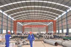 Pipe Prefabrication Line pictures & photos