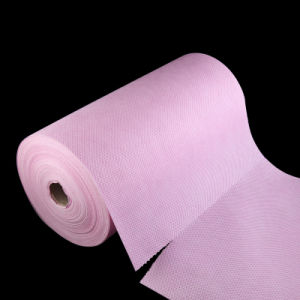 Easy Tear PP Spunbond Nonwoven Fabric pictures & photos
