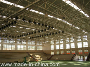 Large Span Curved Roof with Space Frame Structure for Indoor Sport Hall pictures & photos