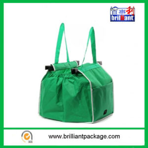 Reusable Green Bags Non Woven Trolley Shopping Tote Bag pictures & photos