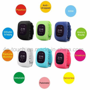 Anti-Lost Kids Smart GPS Tracker Watch with Multi-Tracking Y2 pictures & photos