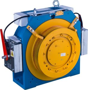 Gearless Traction Machine for Elevators (MINI 3 series) pictures & photos