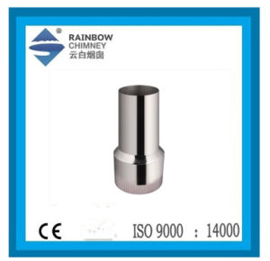 Flue Pipe Reducer for Chimney Pipe pictures & photos