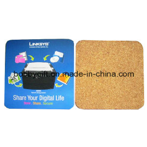 Wholesale Factory Supply Cork Coaster for Sales pictures & photos