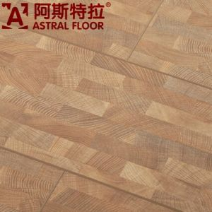 2015 Hotsale New Product 12mm Letter Laminate Flooring(As202 pictures & photos