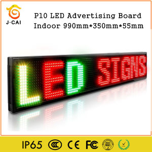 Indoor LED Advertising Display Sign Board pictures & photos
