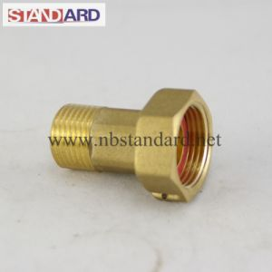 Brass Fitting of PE Female Tee pictures & photos