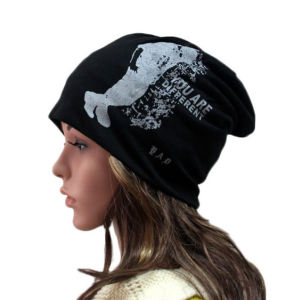 Fashion Printed Cotton Knitted Winter Warm Ski Sports Hat (YKY3134) pictures & photos
