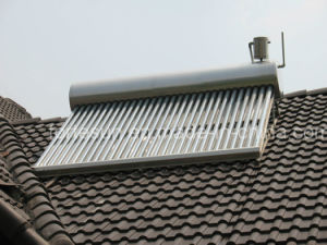 Non Pressure Stainless Steel Solar Energy Water Heater pictures & photos