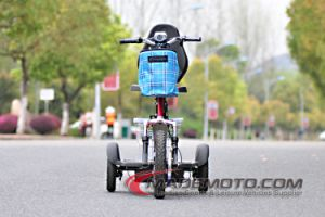 3 Wheels Smart Hub Brushless Motor Cheap Electric Scooter Es5016 on Sale pictures & photos