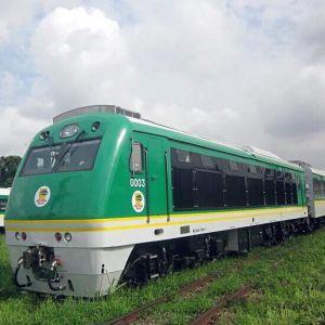 Sdj6 Dmu Nigeria Train Locomotive Diesel Diesel Railcar