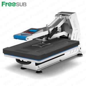 Automatic Open 2015 Sunmeta Directly T-Shirt Heat Press Machine St-4050A pictures & photos