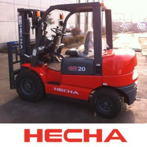 2 Ton Diesel Forklift Truck (FD20T-HWA3) pictures & photos