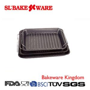 Roaster Pan Set Carbon Steel Nonstick Bakeware (SL BAKEWARE)