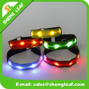 Party Gift Flashing LED, Controlled LED Bracelet LED Slap Bracelet pictures & photos