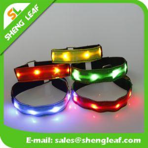 Party Gift Flashing LED, Controlled LED Bracelet LED Slap Bracelet