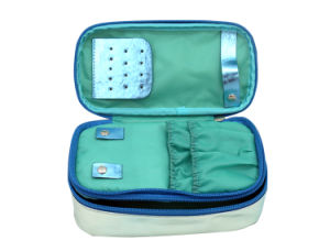 2015 Promotional Fashion PU Cosmetic Bag for Lady pictures & photos