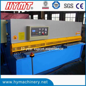 QC12y Series Hydraulic Swing Beam Shearing machine/ plate Cutting Machine pictures & photos