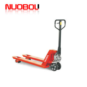 Hand Pallet Truck with Weight Indication