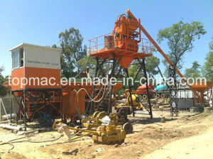 Topmac Beand Export Model Concrete Batching Plant pictures & photos