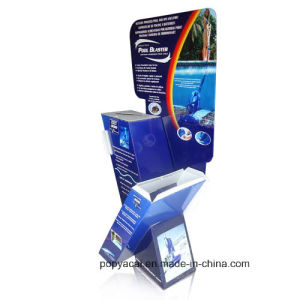 Plastic Corrugated Display Rack Display Stands pictures & photos