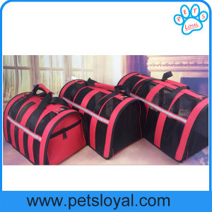 Manufacturer Pet Supply Oxford Travel Dog Cat Carrier pictures & photos