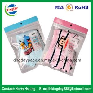 Ziplock/Zipper Bag for Underwear & Clothes % Garments