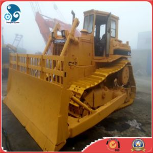 Used Pushdozer Caterpillar D7h Tractor Crawler Bulldozer with Ripper pictures & photos