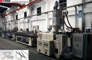 PA Nylon Precision Tube Extrusion Line (SXG)