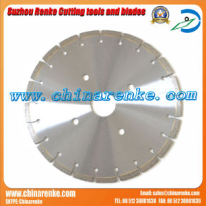 Laser Diamond Saw Blades for Cutting Concrete with Metal Bar pictures & photos